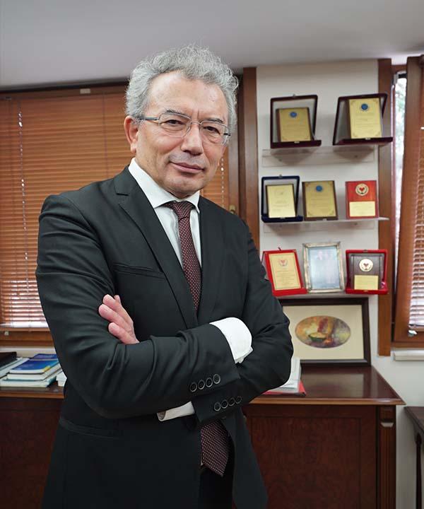 Prof. Dr. Sedat Özkan
