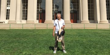Prof. Dr. Sedat Özkan ABD Üniversitelerini Ziyaret Etti